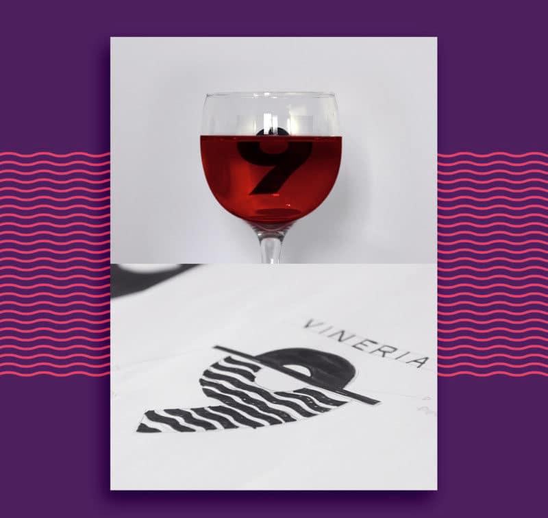 ワインロゴの成り立ち