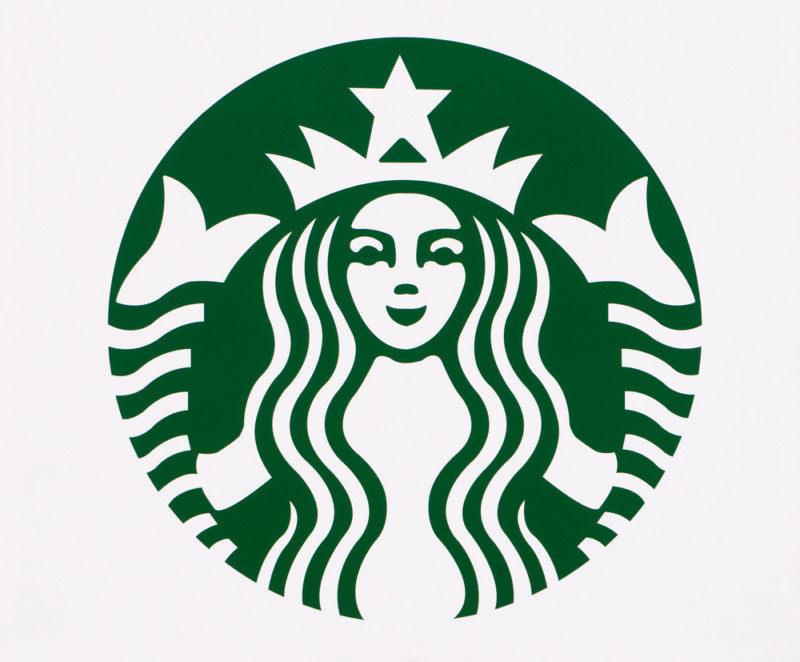 スターバックスの新ロゴ
