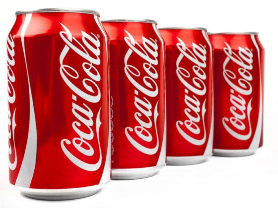 コカコーラのロゴデザイン1