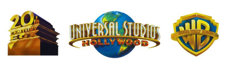 映画業界のロゴデザイン