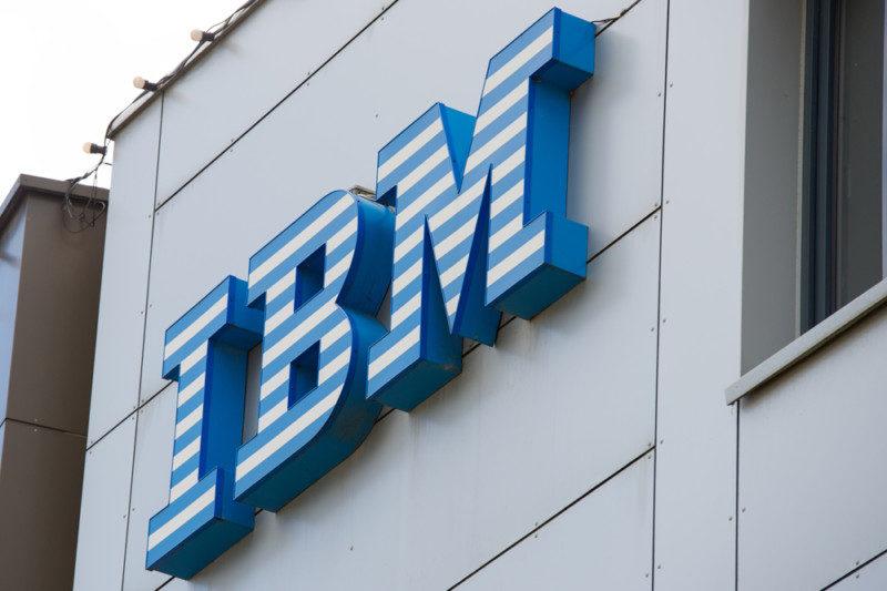 IBMのロゴデザイン
