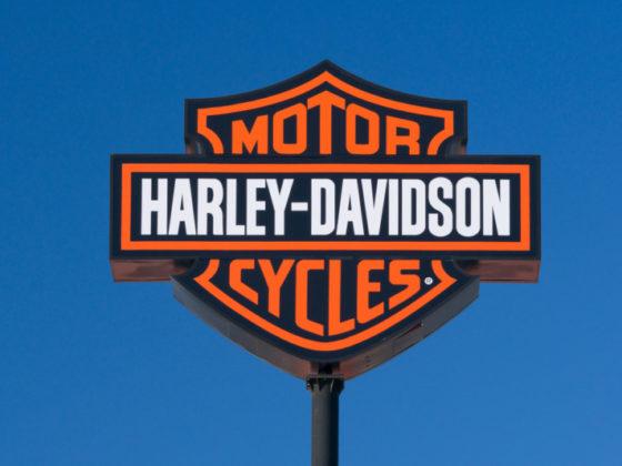 ハーレーダビッドソンのロゴ