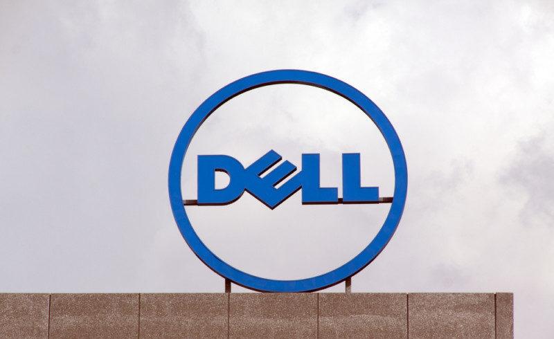 DELLのロゴデザイン