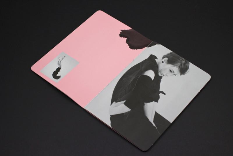 歌詞カードデザイン3