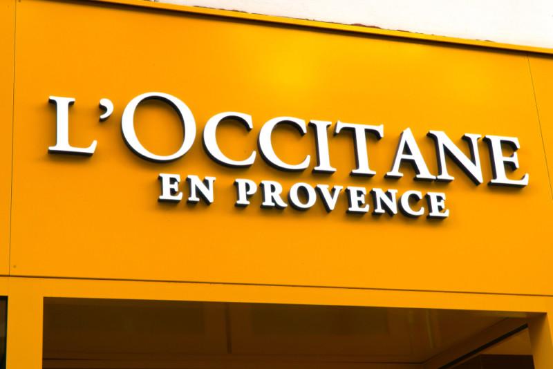 オーガニックブランド「L'Occitane」のロゴマーク