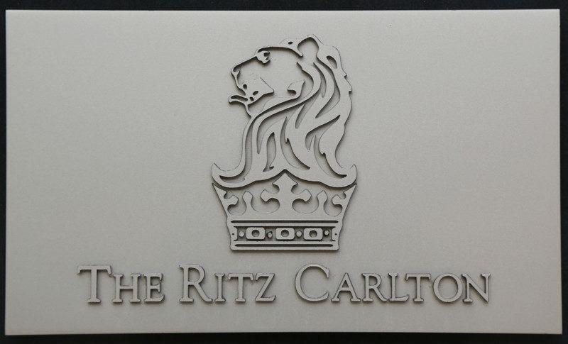 リッツ・カールトンのロゴ