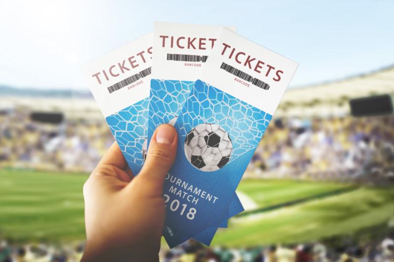 チケットのデザイン