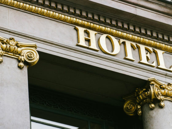 一流ホテルのロゴマークたち