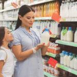 ユニークな海外の牛乳パッケージ