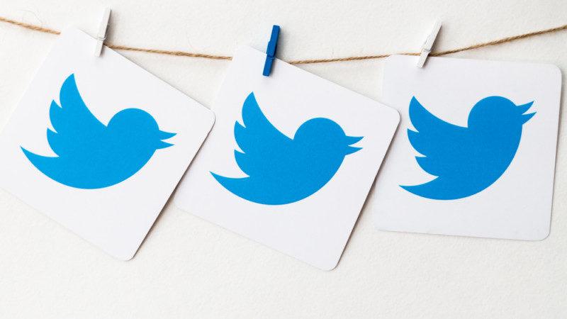 twitterのロゴデザイン
