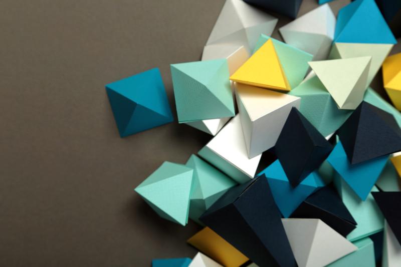 折り方が工夫されたパンフレットデザインについて