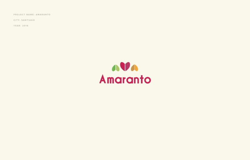 オーガニック食品のブランドロゴ