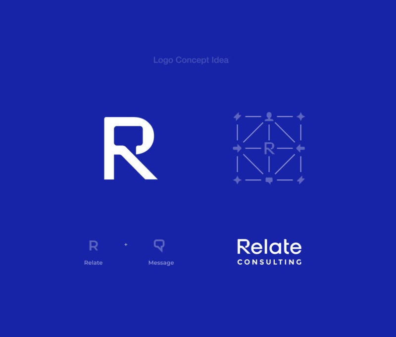 コンサル企業のロゴ