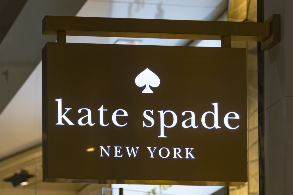 ケイト・スペードの旧ロゴ