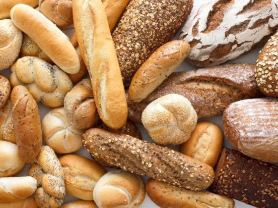 不思議なパンのロゴ