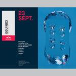 アートとデザインの境界線を走る、カナダのデザイン事務所のポスターデザイン作例