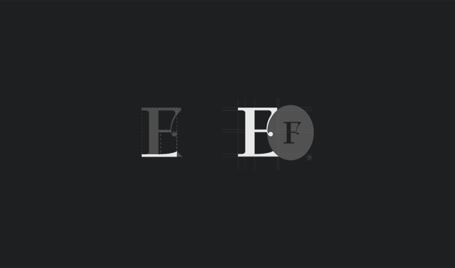 ブランドロゴの構成