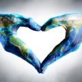 地球の病は、地球のせいだろうか? – 人々に問いかけるポスターデザイン