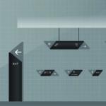 シンプルなのに分かりやすい看板デザイン制作例