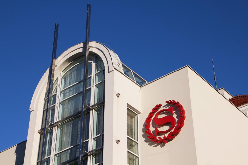 シェラトンホテルの旧エンブレム