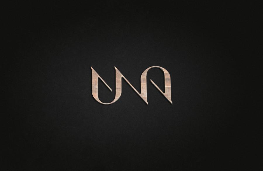 ブルワリー&レストランバーのロゴ作成例