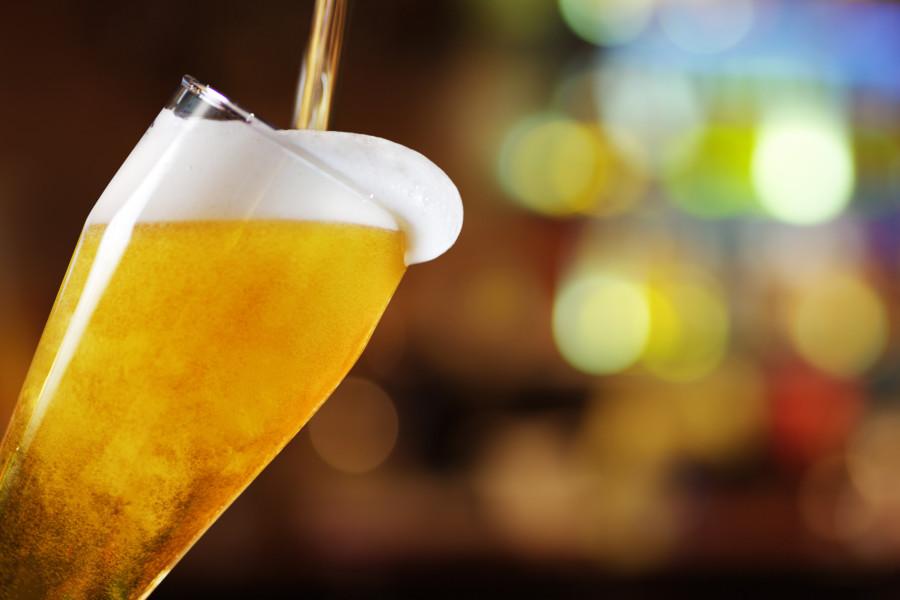 アルコールがモチーフのグラフィックデザインについて