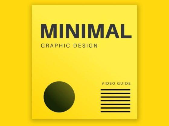 ミニマルグラフィックデザインの5つの黄金律