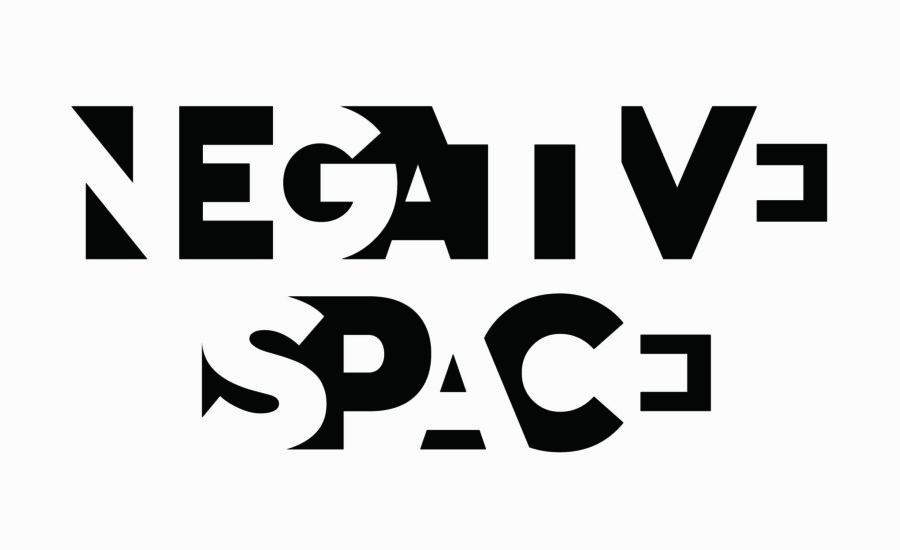 ネガティブスペースを生かしたロゴについて