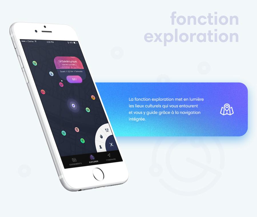 文化探索アプリのロゴについて2