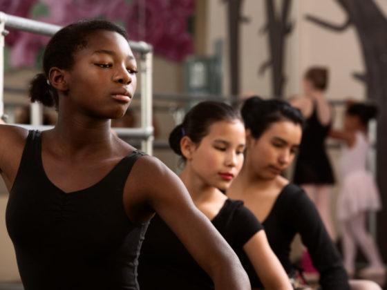 ニューヨークで活躍するダンサーたちが主役の動画