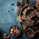 高級感を感じさせるクオリティの高い板チョコレートのパッケージ