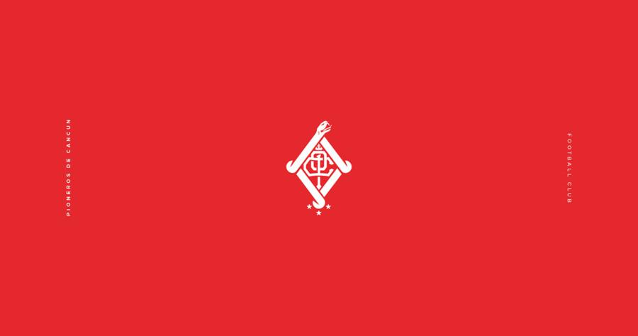 フットボールクラブのロゴデザイン1