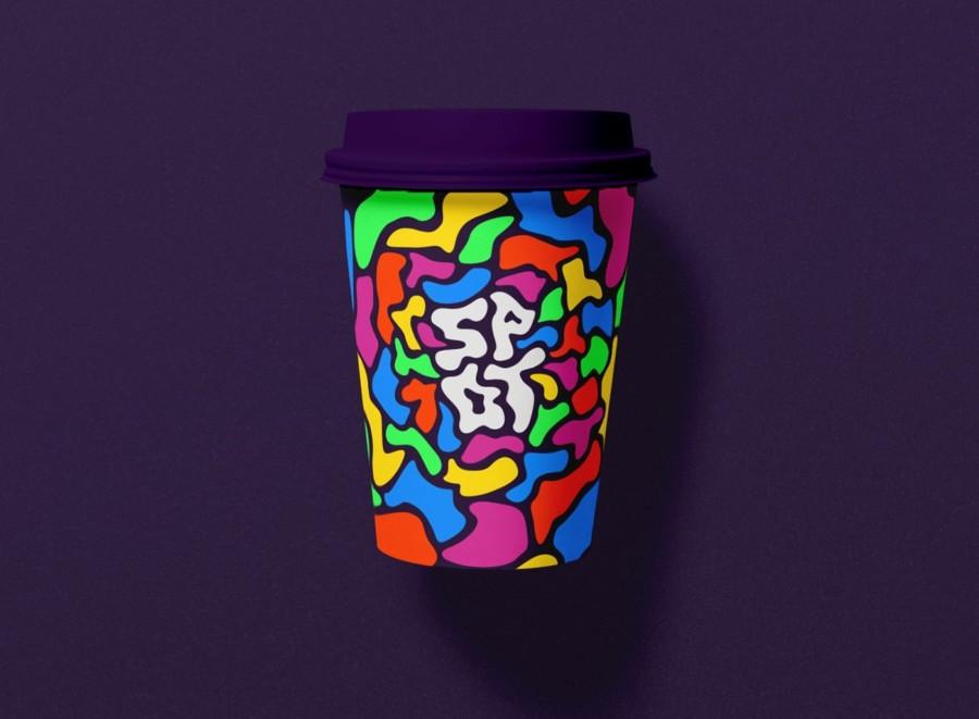 ビストロのカップデザイン