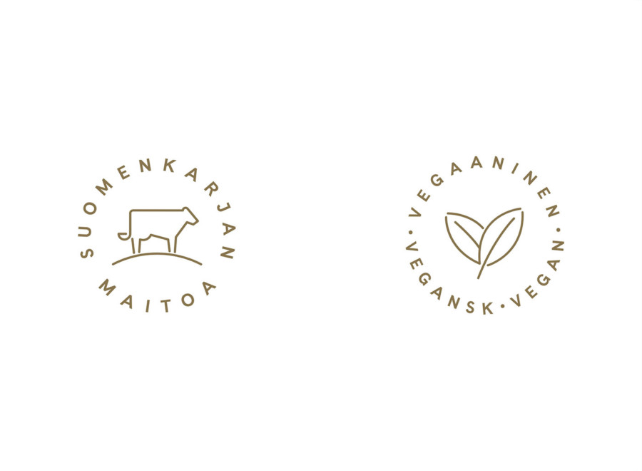 サブブランドのロゴ
