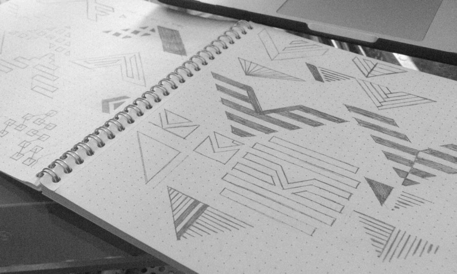 ロゴデザイン制作のプロセス