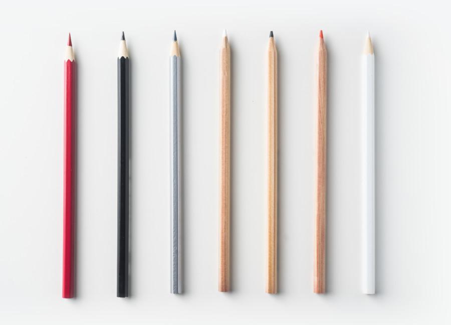 筆記具「鉛筆」のパッケージデザインについて