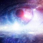 宇宙を感じるスペクタクルなポスターデザインの作成例