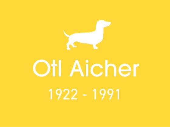 Otl Aicher_デザイナーアーカイブ2