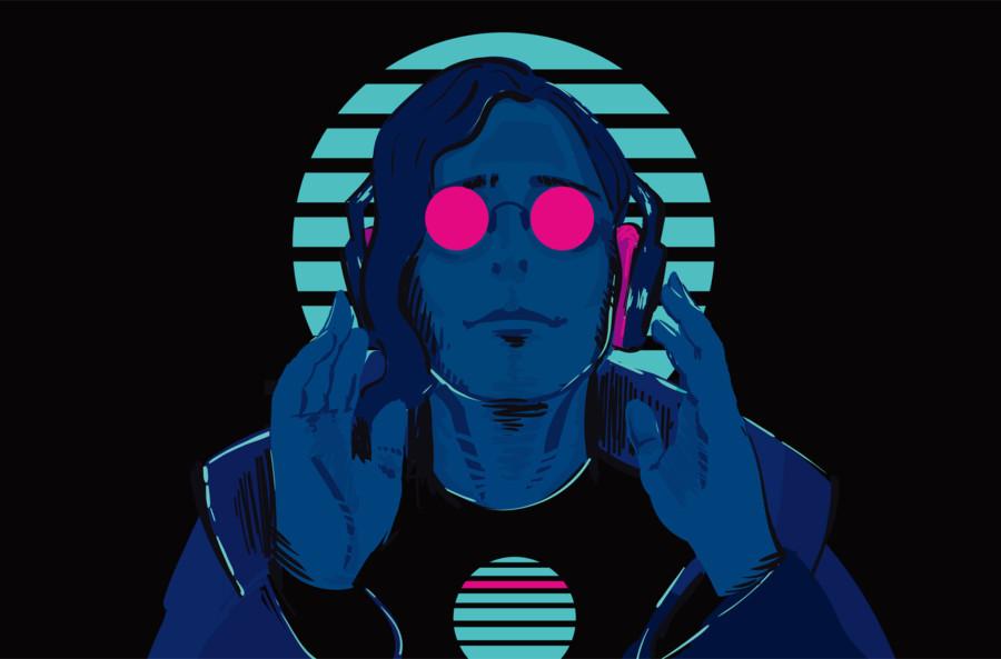 癖になるアニメーションを使ったミュージックビデオ作成例