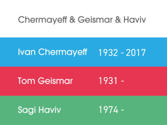 Chermayeff & Geismar & Haviv_ロゴデザイナーアーカイブ