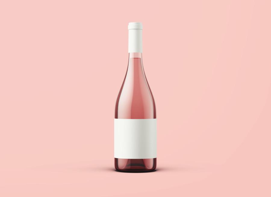 ワインのエチケットデザイン