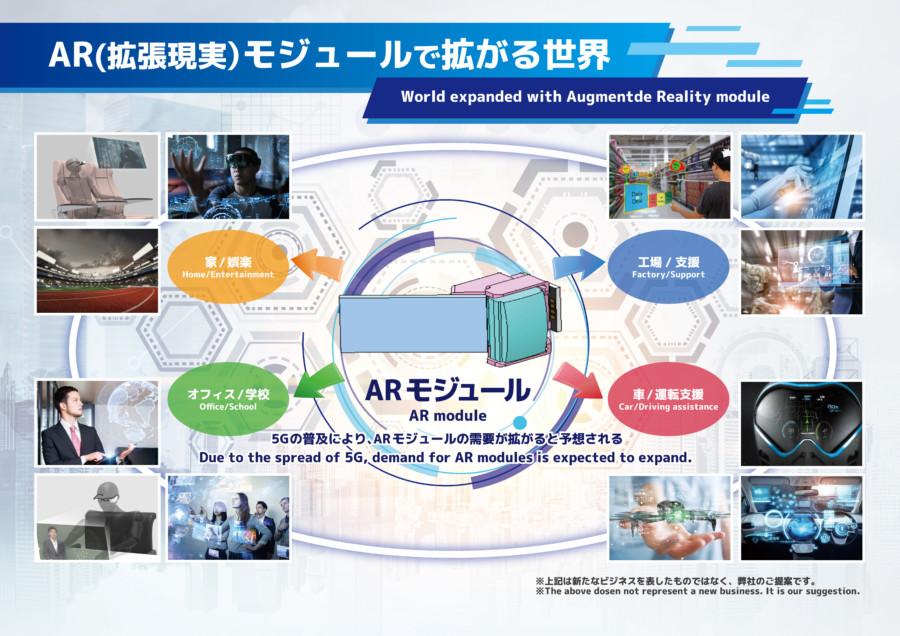 ARモジュール_A1ポスター制作例