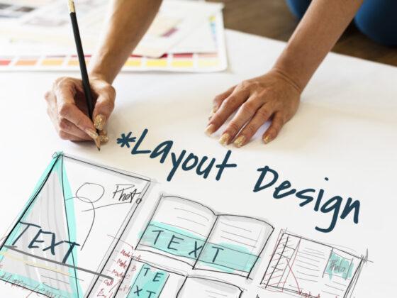 文字に文字を重ねたデザイン性の高いポスターデザインについて