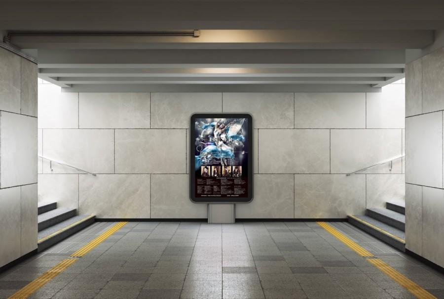 どこにポスターを掲示するか