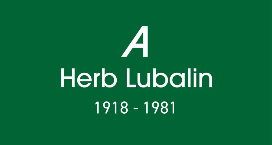 Herb Lubalin - デザイナーアーカイブ