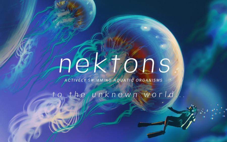 フリーフォント「Nektons」- 商用利用可
