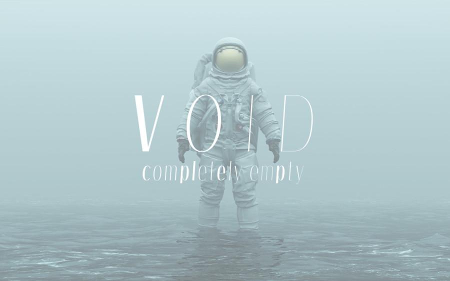 フリーフォント「VOID」
