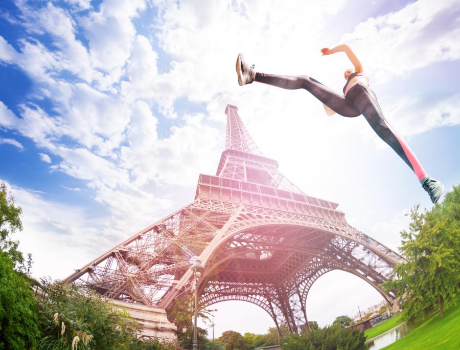 パリ五輪のロゴ・エンブレムについて