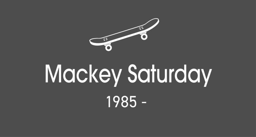 Mackey Saturday_デザイナーアーカイブ