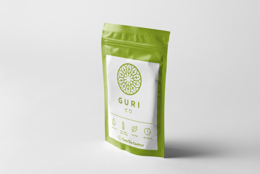 ぐり茶のパッケージデザイン2
